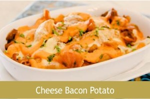 Cheese Bacon Potato