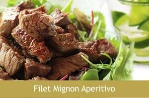 Filet Mignon Aperitivo